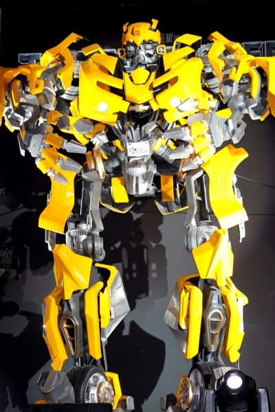 Transformers: Revenge Of The Fallen world premiere in Japan