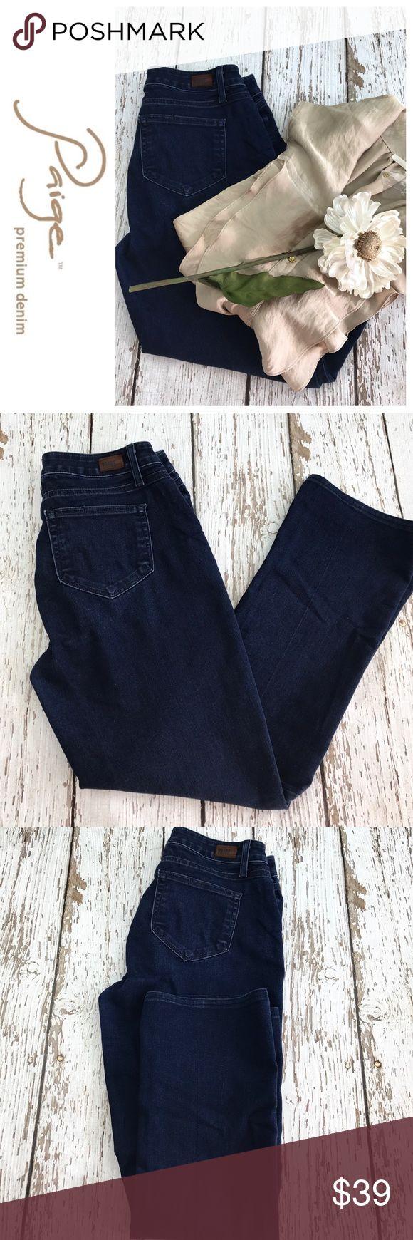 "💕SALE💕Paige Manhattan Premium Denim Jeans Fabulous 💕Paige Manhattan Premium Denim Jeans 29"" Inseam PAIGE Jeans"