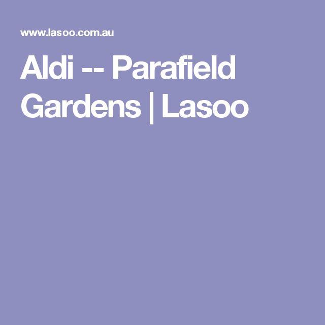 Aldi -- Parafield Gardens   Lasoo