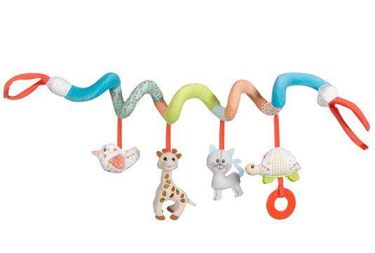 Boulier spirale Sophie la girafe®