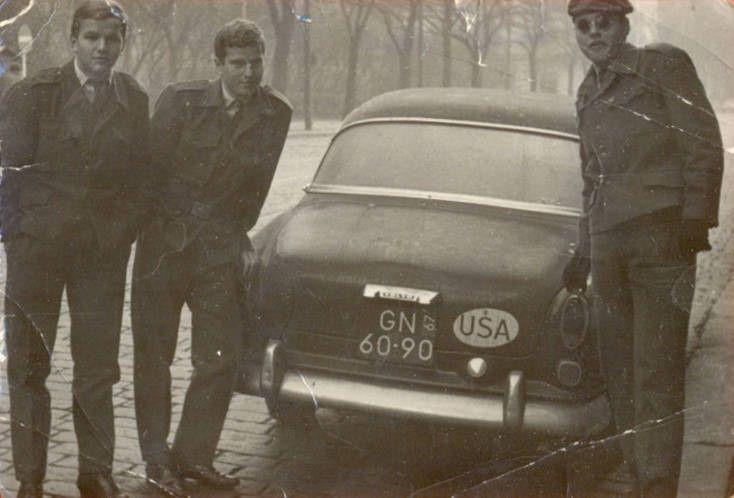 https://flic.kr/p/BttJgu | Volvo (1967 Praha) | GN 60-90 (USA)