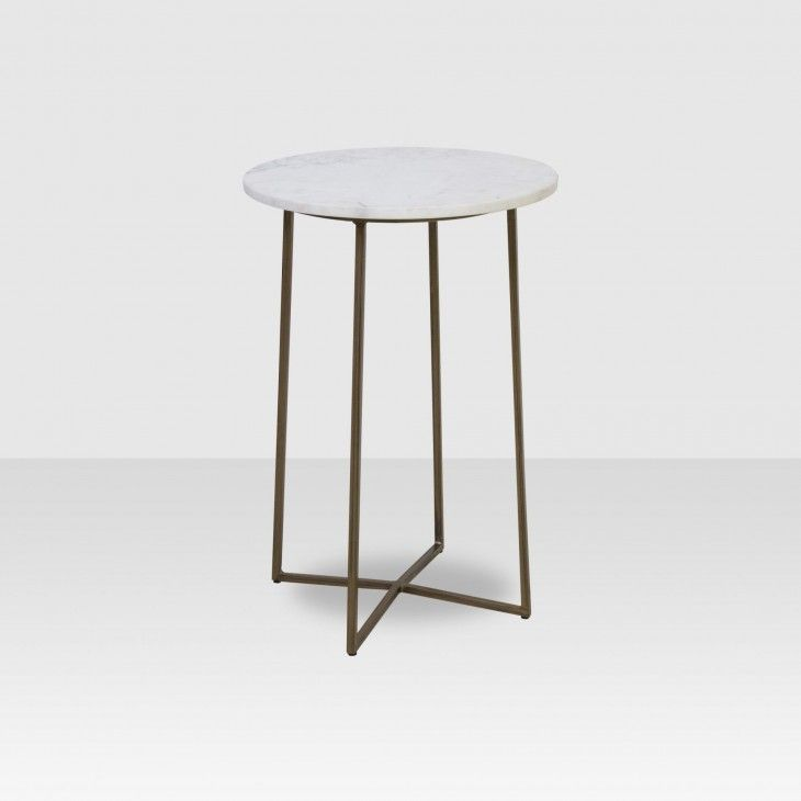 Marble Top Side Table - ELTE Market