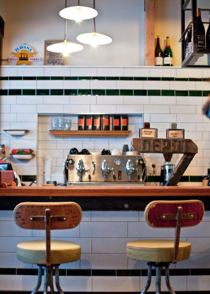 Depot bar stools | Andrew Missen | Nidus Furniture
