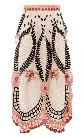 Midi Belle Skirt gucci-like