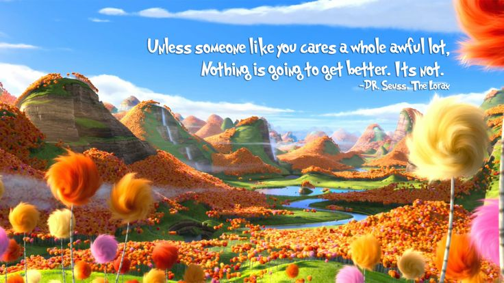Unless someone like you cares a whole awful lot... - Dr. Suess The Lorax [OC][1920x1080] Need #iPhone #6S #Plus #Wallpaper/ #Background for #IPhone6SPlus? Follow iPhone 6S Plus 3Wallpapers/ #Backgrounds Must to Have http://ift.tt/1SfrOMr