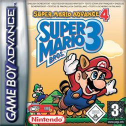 Super Mario Advance 4: Super Mario Bros 3 |H|