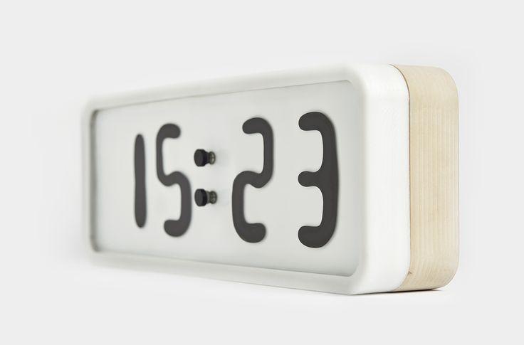 Rhei - The Liquid Clock on Behance