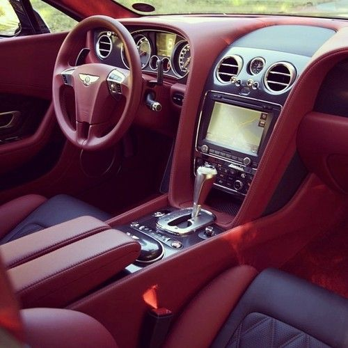 17 Best Ideas About Luxury Cars Interior On Pinterest