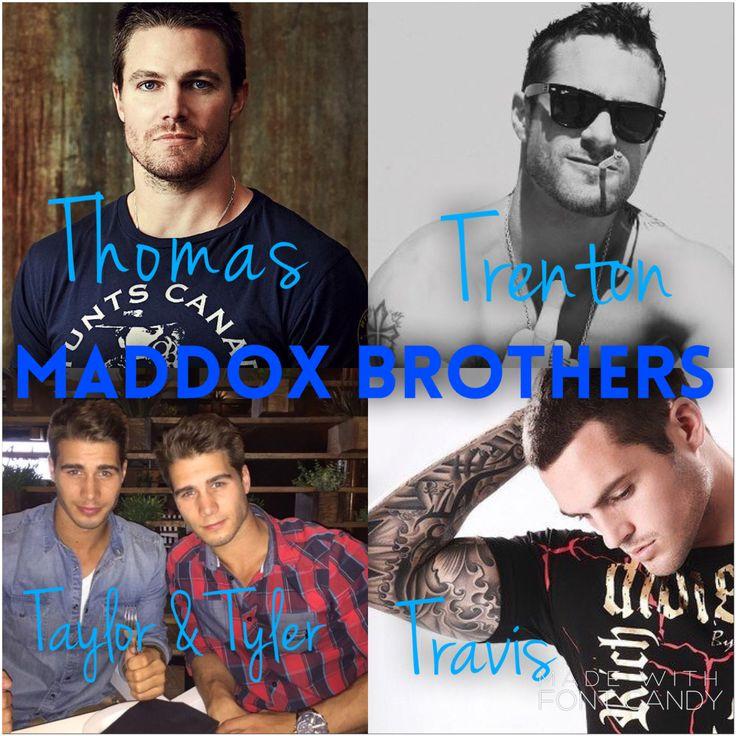 Maddox brothers // Jamie McGuire