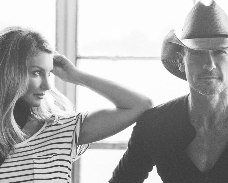 Tim McGraw and Faith Hill Add Second Nashville Date to Tour