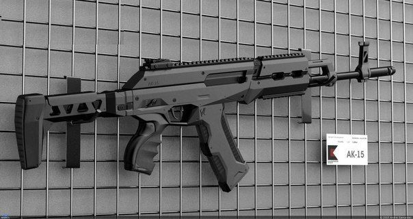 Kalashnikov AK-15 Save those thumbs & bucks w/ free shipping on this magloader I purchased mine http://www.amazon.com/shops/raeind  No more leaving the last round out because it is too hard to get in. And you will load them faster and easier, to maximize your shooting enjoyment.  loader does it all easily, painlessly, and perfectly reliably