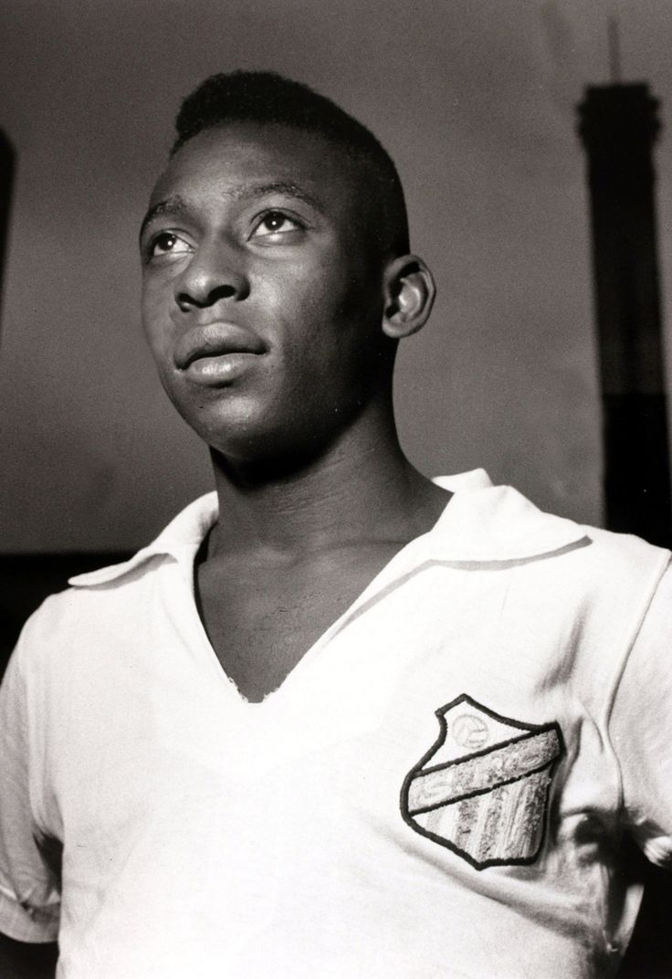Pelé, 1960. Santos Futebol Clube - Bi-Campeão Mundial 61-62