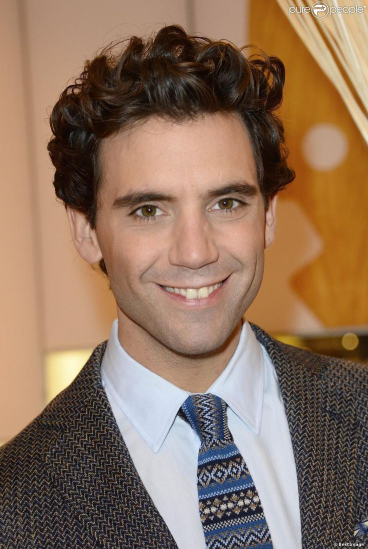 mika the voice- that adorable smile tho