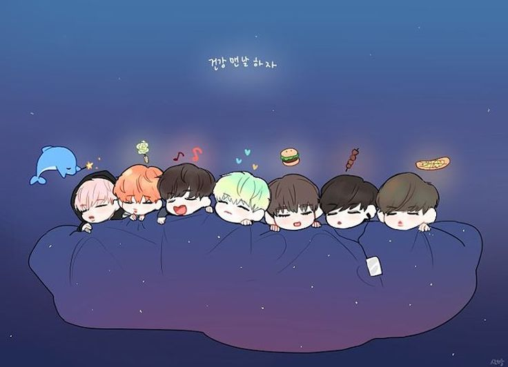 """""""#GetwellsoonTAEGI  ©SHBT0513 I hope BTS get some rest and recover their health especially Yoongi and Tae ❤️ Goodnight everyone~"""""""