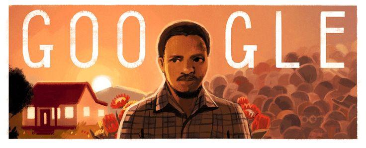Steven Bantu Biko è stato un attivista sudafricano anti-apartheid, oggi Google ha celebrato il 70 anniversario della sua nascita.