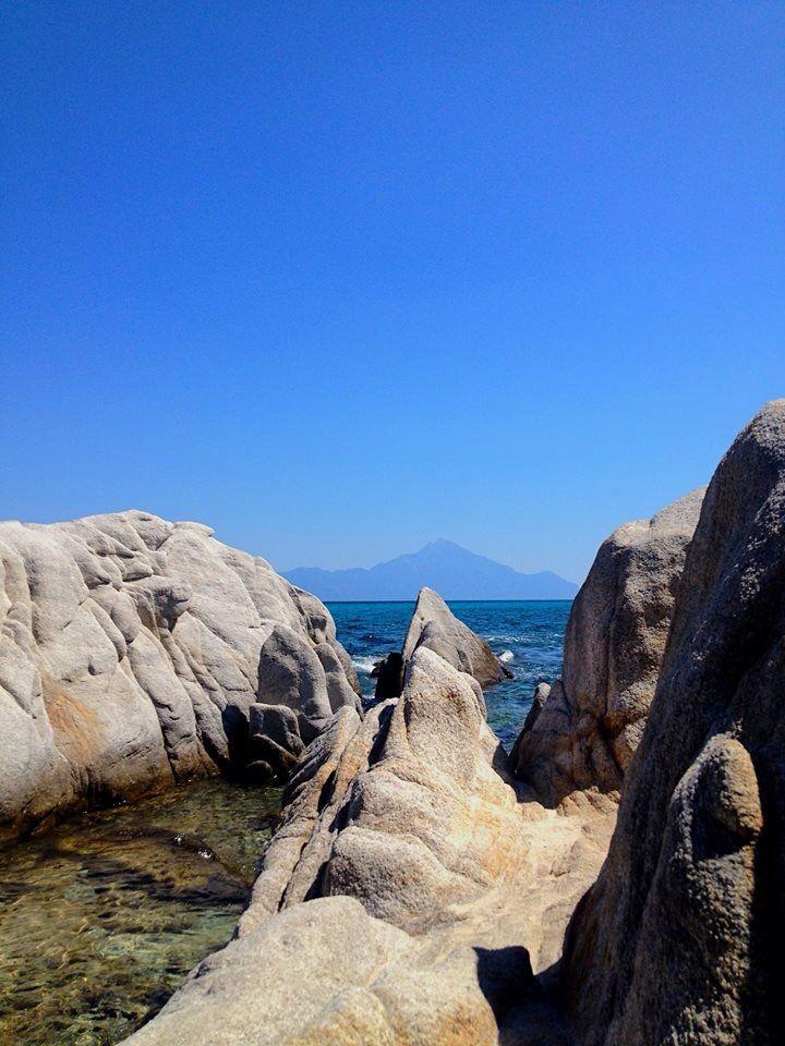 Orange beach, Sarti