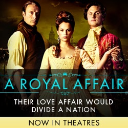 A Royal Affair - Danish monarchy drama