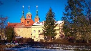 Un monastère sur les hauteurs de #Prague. #RépubliqueTchèque