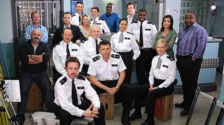 The Bill cast, many of whom WERE in Life And Death Adventures In London #thebill #lifeanddeathadventuresinlondon