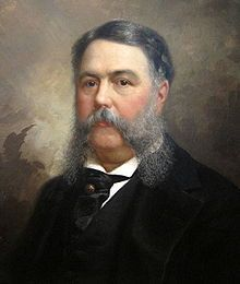 Chester A. Arthur - 21st President of the U.S.