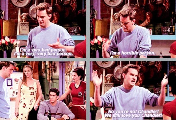 Chandler -- Friends