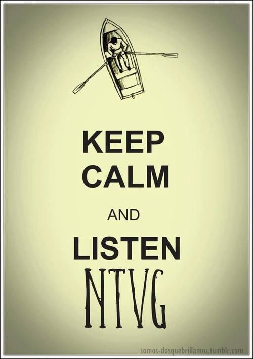 Something better to KEEP CALM?, I don´t think so!