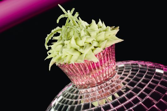 Cake and Bake star Eric Lanlard's key lime cupcakes