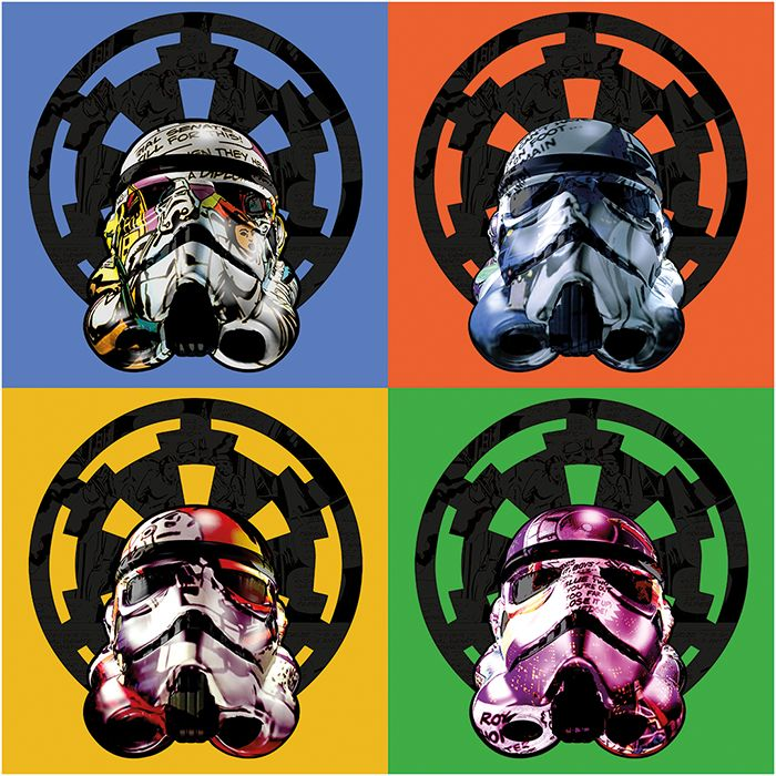 Quad Trooper      £325.00        By David Williamson     Print Version   Giclee digital print 75x75cm on Hahnemule Photo Rag Paper 308gsm  Limited Edition • Signed • Numbered • Unframed