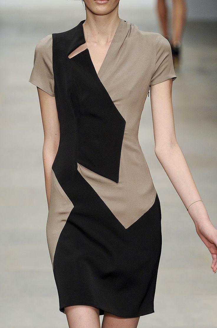 Jean Pierre Braganza at London Fashion Week Spring 2012 - StyleBistro