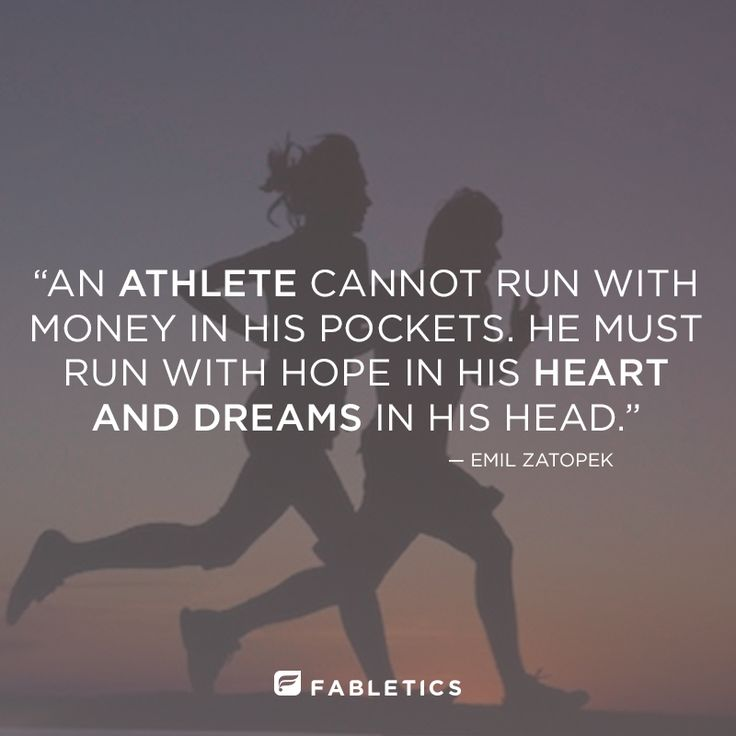 Quotes  athletes  Fabletics  HopeDetermination Quotes For Athletes