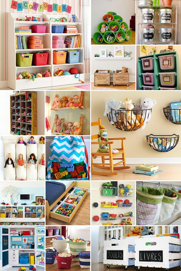Best 25 living room toy storage ideas on pinterest toy for Small room toy storage ideas