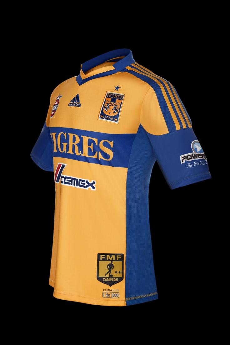 Jersey Tigres UANL Adidas Atletica Aba Sport Umbro Etc