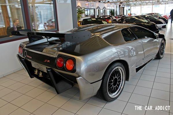 Auto-Salon Singen: Lamborghini Diablo SV-R The Car Addict Autoblog The Car Addict Autoblog