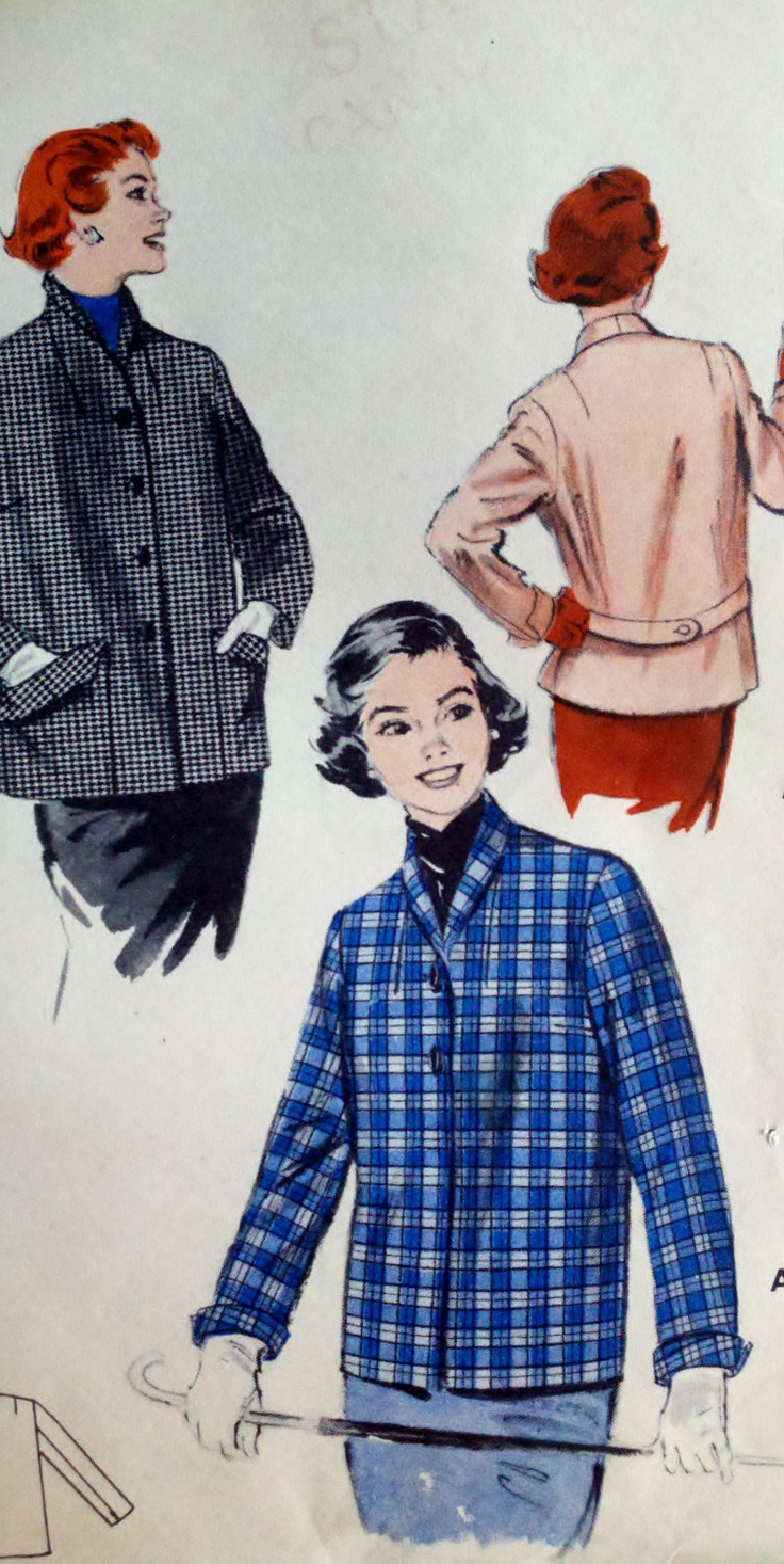 32 besten Nähanleitung Bilder auf Pinterest   Jacke nähen, Jacken ...