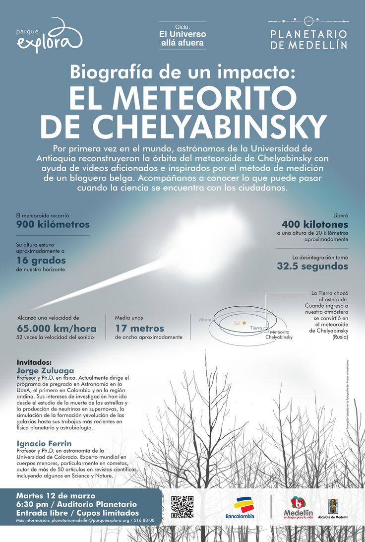 Biografía de un impacto: El meteorito de Chelyabinsky
