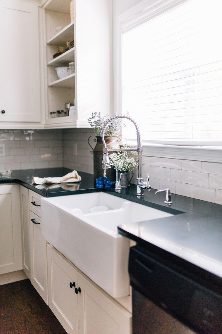 15 besten Renovation Reveals Bilder auf Pinterest | Küchen layouts ...