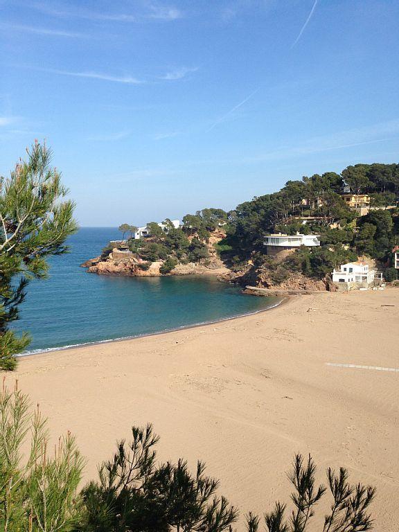 Begur - Sa Riera Beach - Costa Brava, Catalonia.