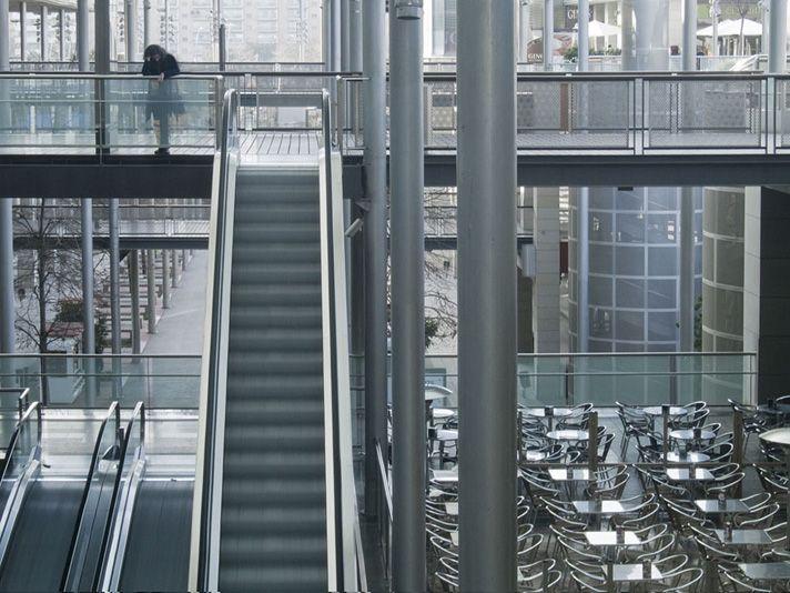 Centros comerciales / Malls_La Maquinista - Barcelona