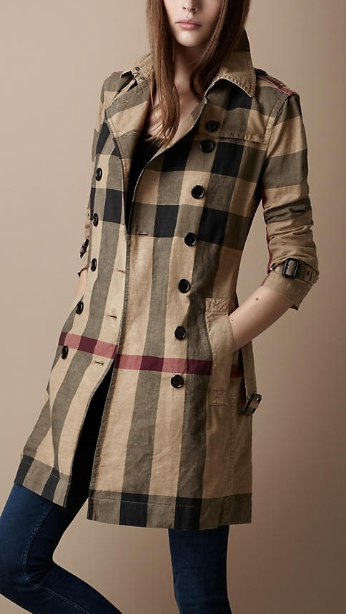Burberry womens coat sale