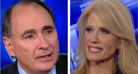 Kellyanne asks David Axelrod point blank if Obama 'approves recount after asking Hillary to concede'