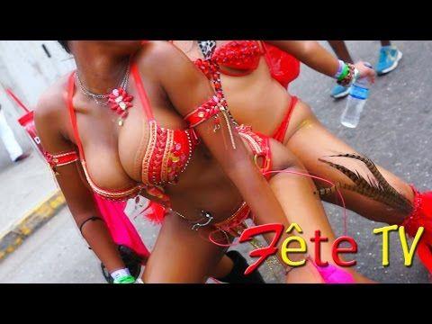 Bacchanal Jamaica Carnival 2015 (Part 1) - YouTube