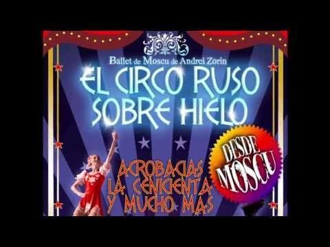 El Ballet de Moscú llega a Almería con su 'Circo Ruso sobre Hielo' - Almeria 360