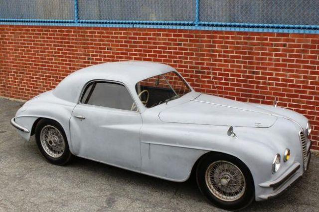 1949 Alfa Romeo 6C Super Sport