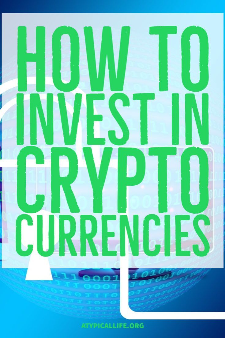 how can you invest in cryptocurrency