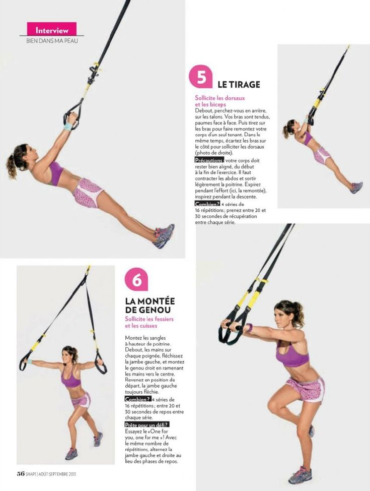 Laury Thilleman TRX (3)