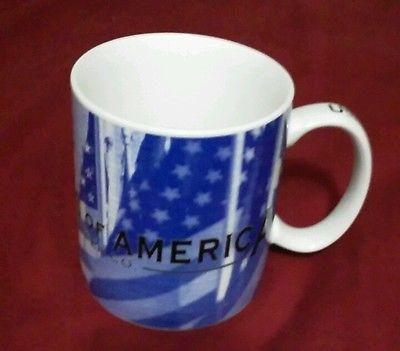 2002 Starbucks USA Scenic Series-UNITED STATES OF AMERICA Mug/Cup-NEW