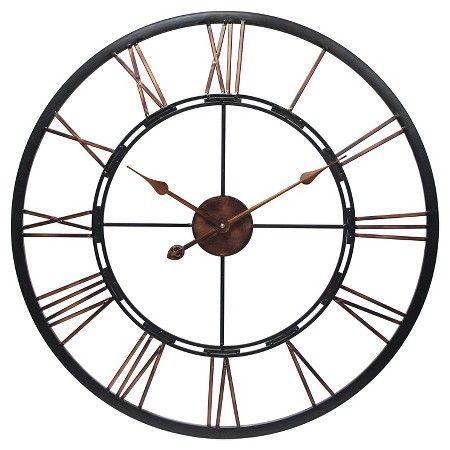 86 best Wall Clocks images on Pinterest Wall clocks Big wall
