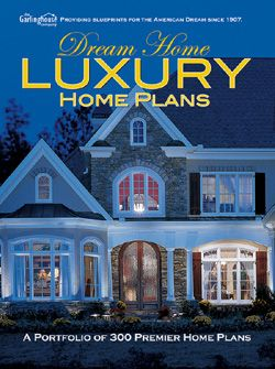 Dream Home Luxury Home Plans  FREE Ground Shipping (U.S. Only) The highest quality #homedesign without the sticker shock of an #architect fee. This new book offers 300 fabulous plans rich in detailing, elegance, and luxurious amenities. From opulent to simply big and cozy, these homes consider all the options when it comes to #luxury. A 32 page full-color section highlights some of these magnificent homes with in-depth stories and gorgeous photography.