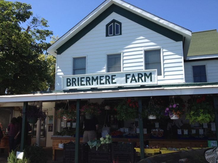 Blueberry Cream Pie from Briermere Farms, Riverhead, NY