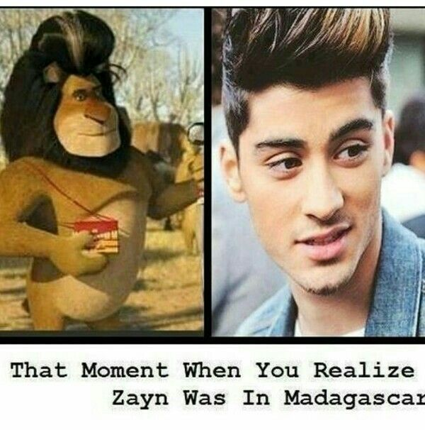 What...<<<< it was a joke, because he had the same haircut